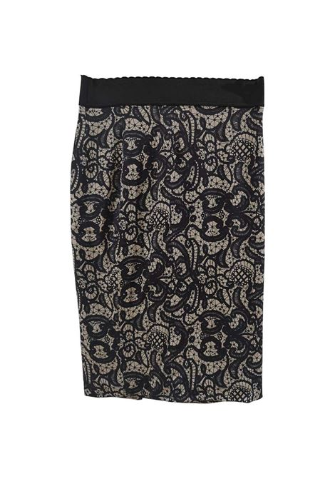 Dolce & Gabbana silk skirt Dolce&Gabbana | Gonna | MG019100CX0SETA