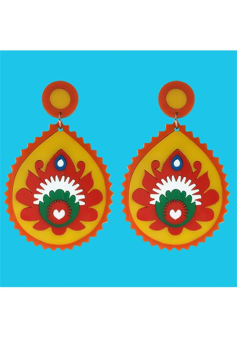 Doodad Fandango | Earrings | FOLK YOU UPORANGE