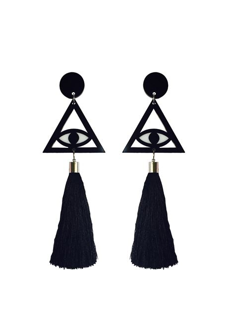 Doodad Fandango | Earrings | ILLUMINATIW TASSELS