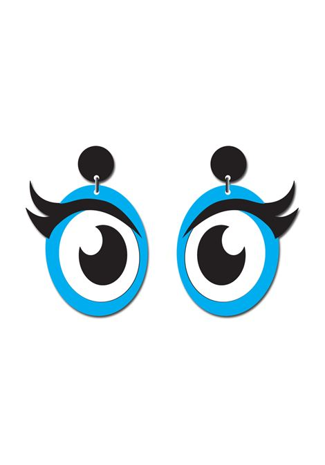 Doodad Fandango | Earrings | JEEPERS PEEPERSBLUE