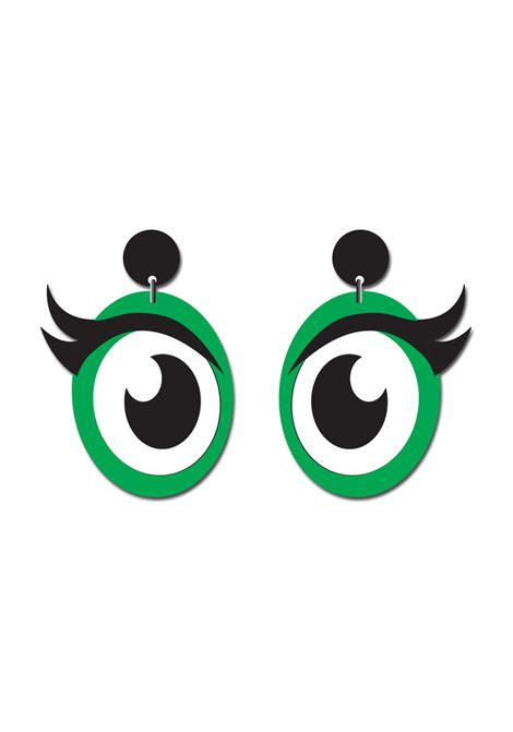 Doodad Fandango | Earrings | JEEPERS PEEPERSGREEN