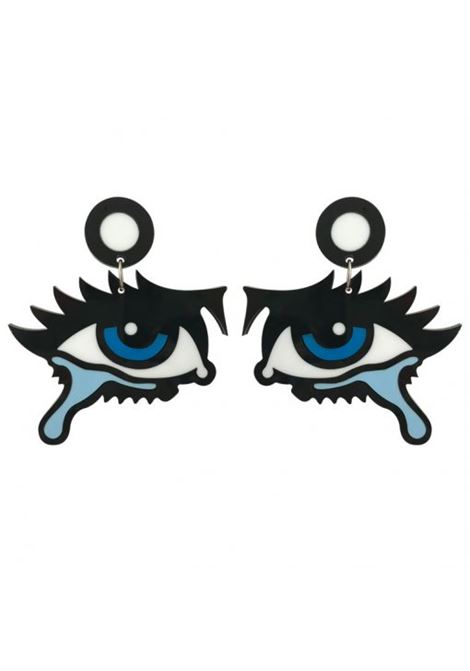 Lichtenstein Eyes Earrings Doodad Fandango | Earrings | LICHTENSTEIN EYES-