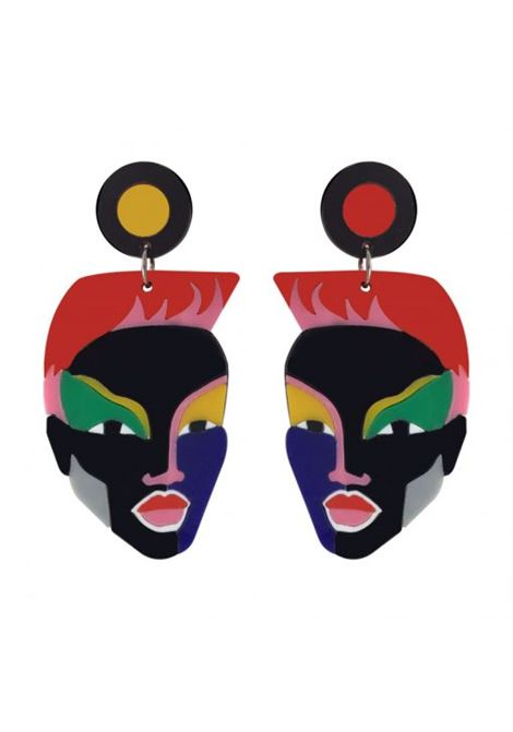 My Jamaica Girl earrings Doodad Fandango | Earrings | MYJAMAICA GIRL-
