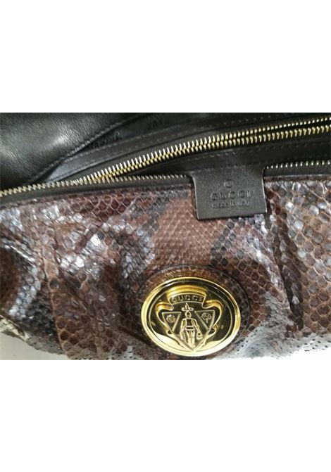 Gucci brown python bag Gucci | Borsa | LE01910X00SXWPITONE