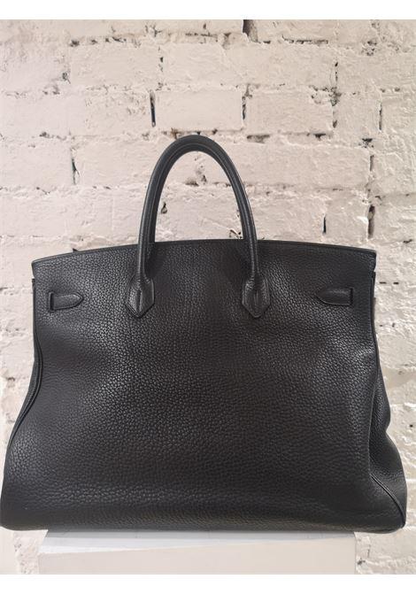 HERMES | Bag | BIRKIN 40 NERANERO SILVER