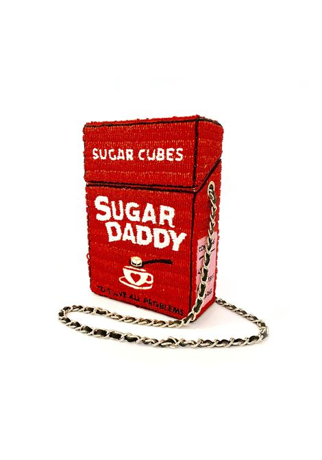 House of Muamua | Bag | CIGGARETTE BAGsugar daddy