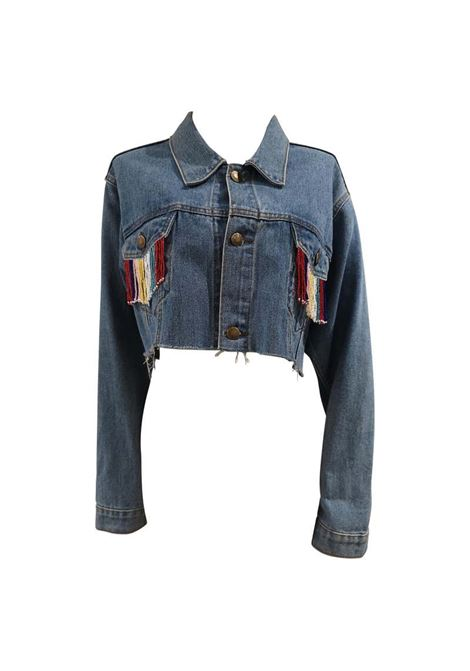 House of Muamua | Jackets | DENIM JACKETI SURF