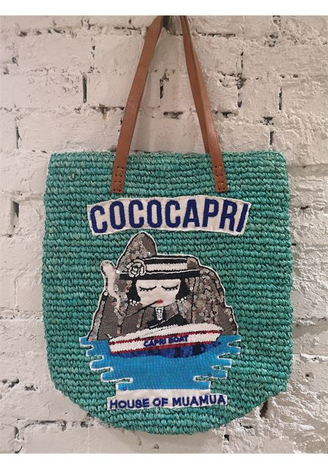 House of Muamua | Bags | RAFFIAMARKETCOCOCAPRI