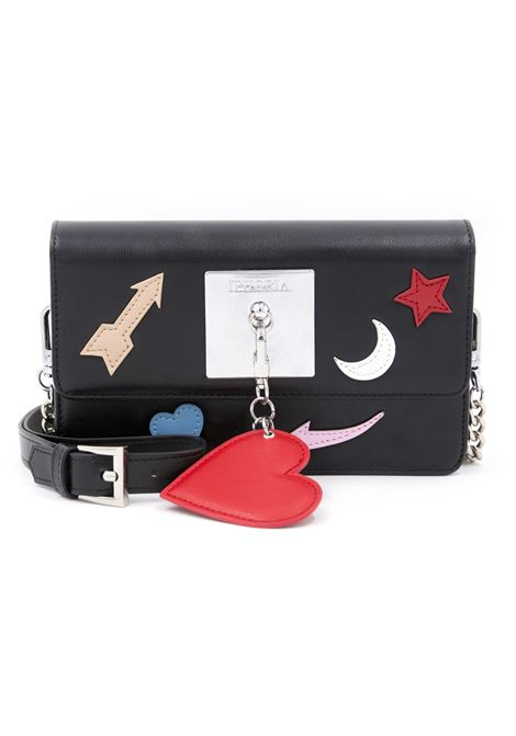 Iphoria | Bag | 14699PLATE CHARM