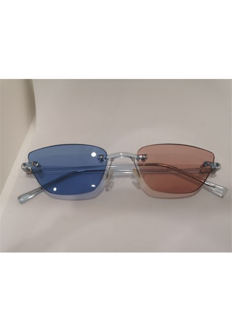 Kommafa light blue pink sunglasses Kommafa | Sunglasses  | BICOLOURCELESTE ROSA