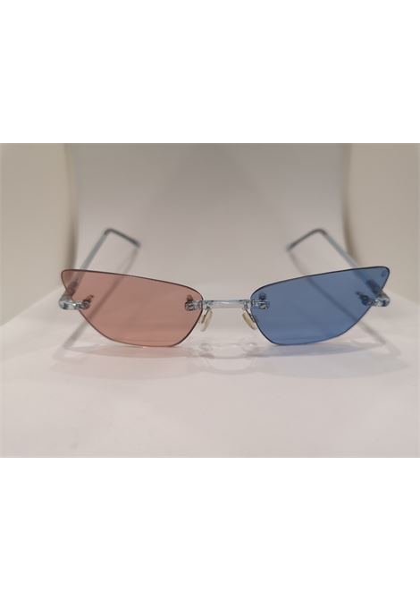Kommafa light blue pink sunglasses Kommafa | Sunglasses  | BICOLOURROSA CELESTE