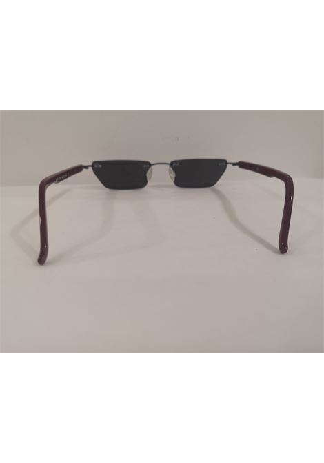 Kommafa black bordeaux sunglasses Kommafa | Sunglasses  | BORD NERO-