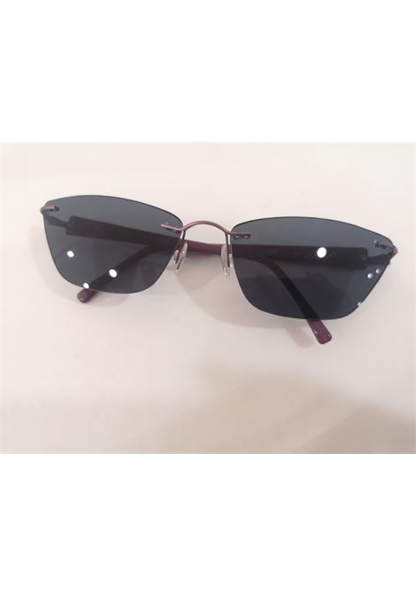 Kommafa black purple sunglasses Kommafa | Occhiali | BORDEAUXOCCHI DI GATTO