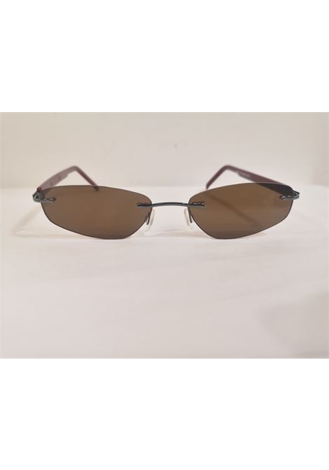 Kommafa brown bordeaux sunglasses Kommafa | Occhiali | MARRONEBORDEAUX