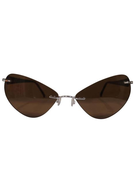 Kommafa brown bordeaux sunglasses Kommafa | Occhiali | MARRONEMARMAR