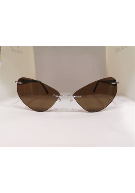 Kommafa brown bordeaux sunglasses Kommafa | Sunglasses  | MARRONEMARMAR