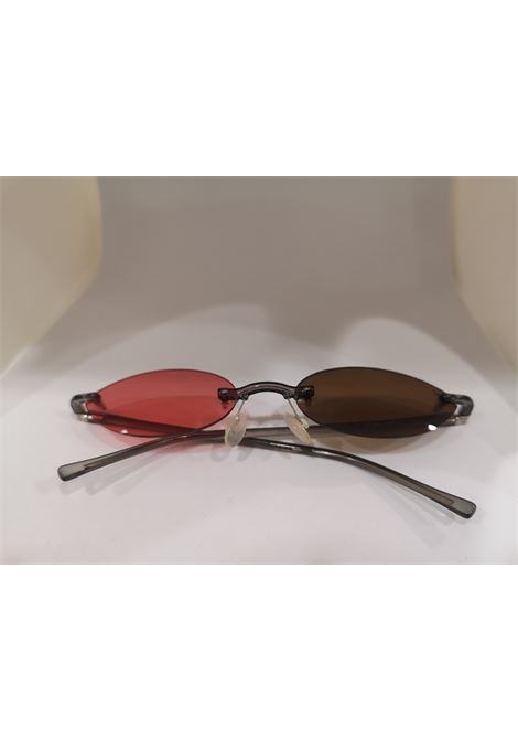 Kommafa brown red sunglasses Kommafa | Sunglasses  | MARRONEMARR ROSSO