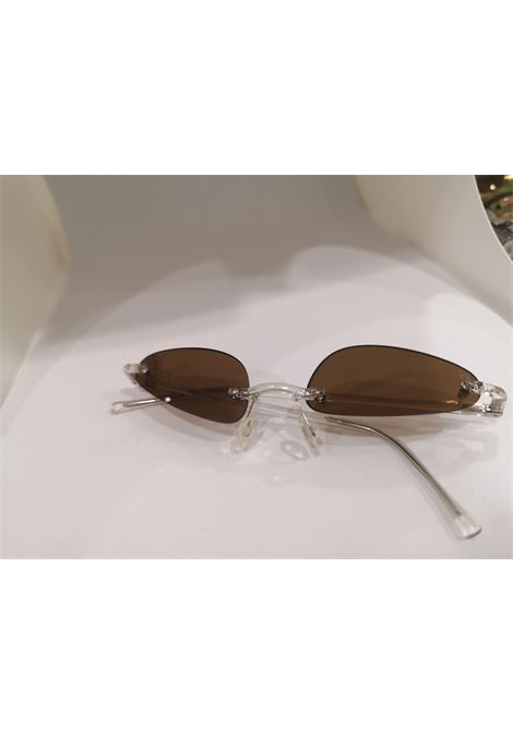 Kommafa brown lens sunglasses Kommafa | Occhiali | MARRONEMARR