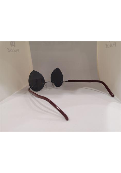 Kommafa black sunglasses Kommafa | Occhiali | NEROGOCCIA