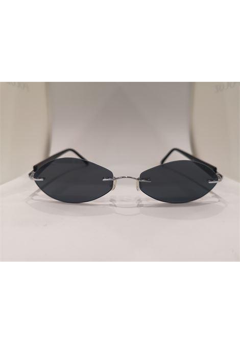 Kommafa black sunglasses Kommafa | Occhiali | NEROTONDOOOO