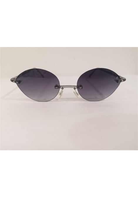 Kommafa black sunglasses Kommafa | Occhiali | NEROTONDO