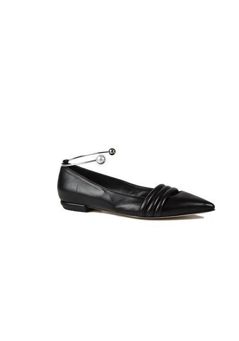 le dangerouge | Scarpe | SAINT TROPEZBLACK