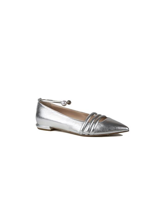le dangerouge | Scarpe | SAINT TROPEZSILVER