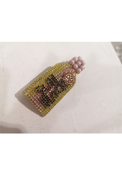 LisaC Yellow sunBlock swarovski brooch Lisa C. Bijoux | Spilla | SUNBLOCK-