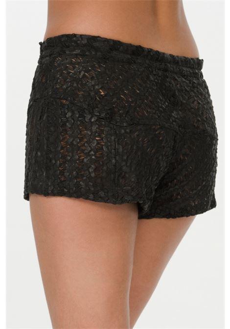 maurizio mykonos | Shorts | 01281066LEATHER