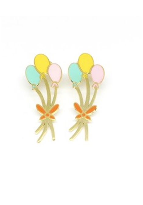 ROSSELLA CATAPANO | Earrings | PALLONCINIMONO
