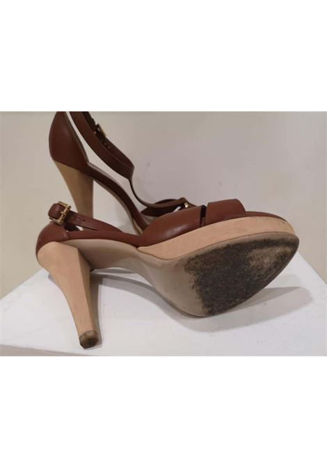 Salvatore Ferragamo brown sandals Salvatore Ferragamo | Shoes | EC01980XSZQ1CUOIO