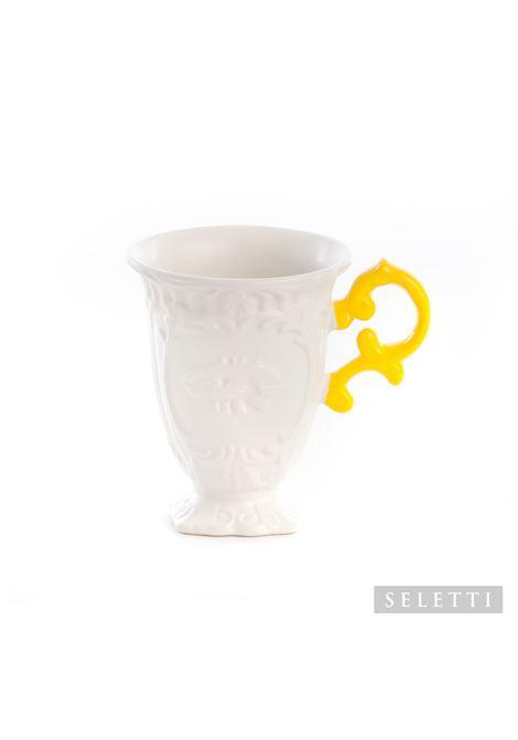 porcellana Seletti | Tazza | 09855GIALLO