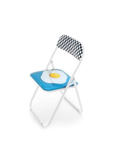 Seletti studio job-blow egg folding chair Seletti | Chairs | 18558EGG NEW
