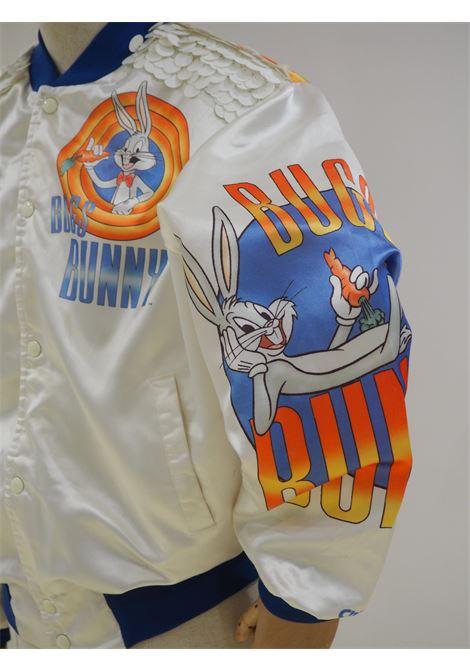 SOAB Bugs Bunny white bomber Soab Capri | Giacca | BUGSBUNNYBIANCO