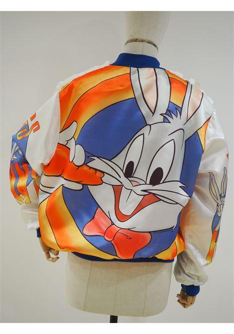 SOAB Bugs Bunny white bomber Soab Capri | Jackets | BUGSBUNNYBIANCO