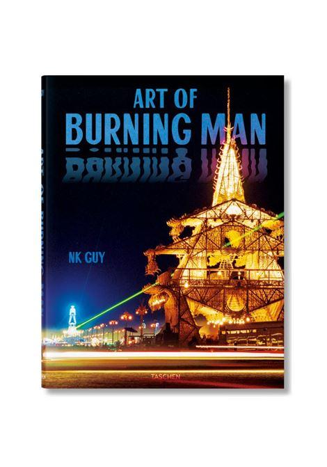 Art of Burning Man NK. Guy Taschen | Libro | NK GUYART OF BURNING MAN