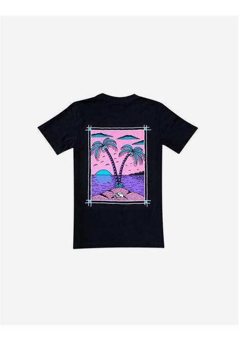 Zio Daiv black t-shirt Twicetoonice | T-Shirts | ZDTNERA