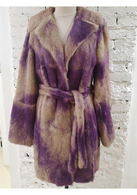 Versace Lapin Coat Versace | Furs | FS01950EX0SLAPIN