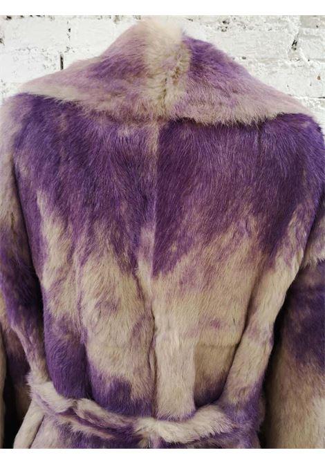 Versace Lapin Coat Versace | Pelliccia | FS01950EX0SLAPIN