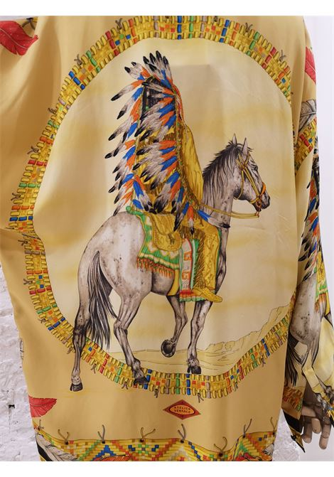 Versace Indian Silk Shirt Versace | Shirts | SZ01945X0QAINDIANI