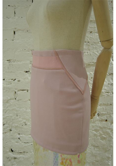 Three Floor Pink Sequines Skirt VIntage | Skirts | VXR0195XSVCBRETELLE