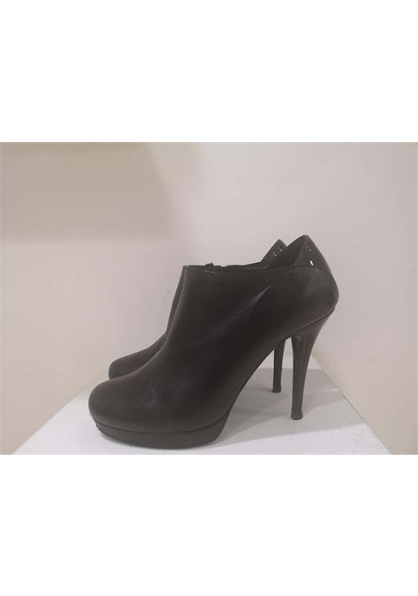 Yves Saint Laurent Black Shoes yves saint laurent | Scarpe | MG019100XSCAMOSCIO
