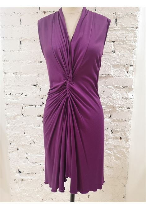 Yves Saint Laurent purple Dress yves saint laurent | Dresses | MG01960WPÈVIOLA