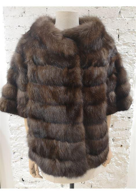 Alberto Leonardi sable brown fur Alberto Leonardi | Furs | ZIBELLINO-