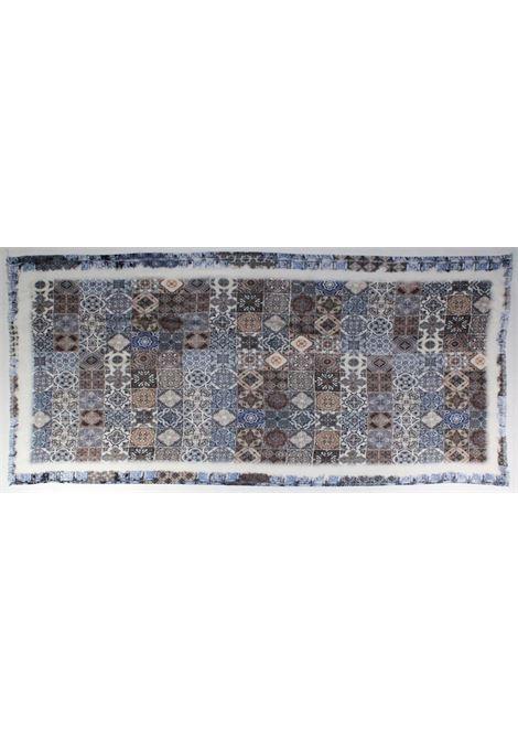 AMA PURE   Scarf   2158AZULEIOS BLUE