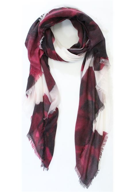 Ama Pure Cashmere stole AMA PURE | Scarf | 3265ROSALIE RED