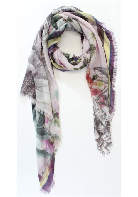 Ama Pure Cashmere stole AMA PURE | Scarf | 3995PEONIE GREEN