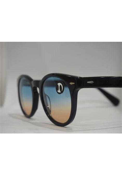 Anna Maria Brunelli bicolour lens sunglasses Anna maria brunelli | Occhiali | LENTECELESTE ARANCIO