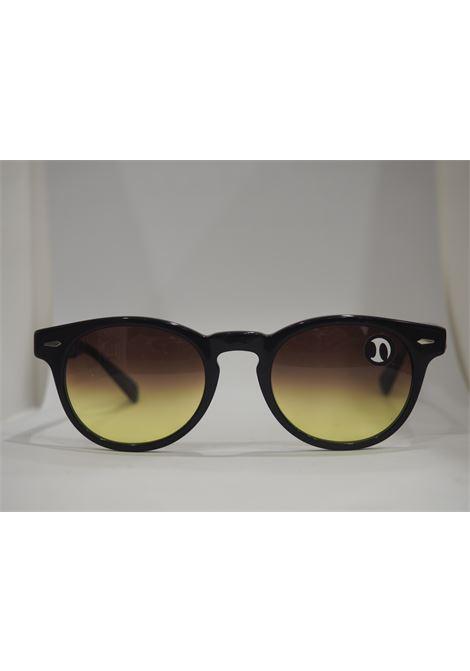 Anna Maria Brunelli bicolour lens sunglasses Anna maria brunelli | Occhiali | LENTEMARRONE GIALLO