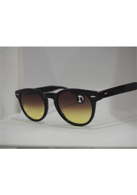 Anna Maria Brunelli bicolour lens sunglasses Anna maria brunelli | Sunglasses  | LENTEMARRONE GIALLO